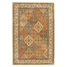 Persia Almond Buff 2 Ft X 3 Accent Rug Lowes Area Rugs
