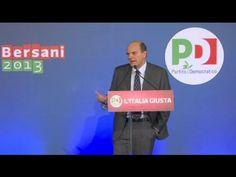 Bersani wants change for parliament and Italy (via Global Macro Monitor)