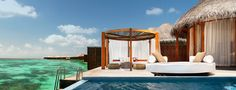Seascape Escape Living Room ( W Hotels worldwide)