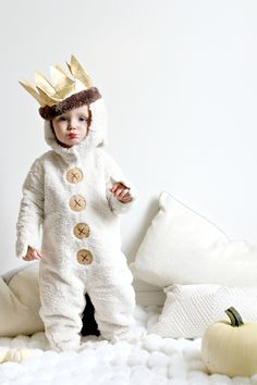 Kid's Costume Where The Wild Things Are | My Little Wild Thing | http://monikahibbs.com