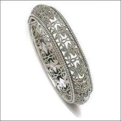 özel tasarım gümüş bilezik modelleri