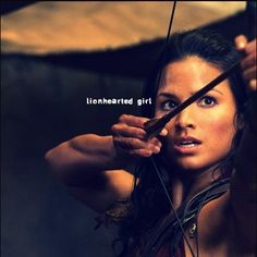 lionhearted girl  for the women of spartacus