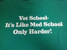Veterinary Medicine difference between school and college life