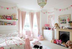 dream little girls room