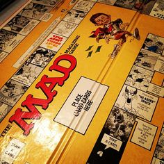 MAD Magazine: The Board Game (1979)