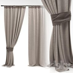 New classic curtain with simple Stick