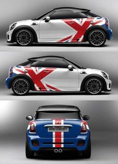 Not sure I am ready to be a driver again, but when I am can I have this with a Hong Kong flag?