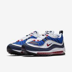 0819bd85c88 640744-100 Nike Air Max 98 Gundam (7) Nike Air Max