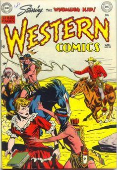 Western Comics #22