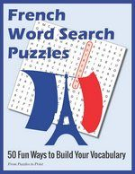 Cover French Word Search Ebook