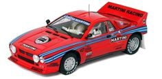 Lancia 037 Test Car / FLYSLOT CARS  The Lancia 037 had lost its dominance in front of the four driving wheels and Lancia was doing tests to try to mitigate that difference. In the days before the 1985 Rally of Portugal, Markku Alen was doing a test with Martini Racing team Lancia 037 The car did not wear the classic team white colors ...  http://www.slotcar-today.com/en/notices/2017/03/lancia-037-test-car-flyslot-cars-6259.php   #Slot Car #vehicles