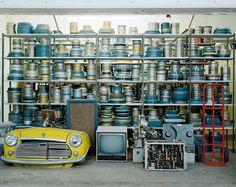 Film Archive #4 - Image Neil Pardington