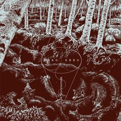 Artwork by Timo Ketola Sunn O))) Meets Nurse with Wound - The Iron Soul of Nothing (2011)Drone