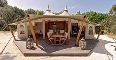 Koninklijk kamperen in een RoyalLodge - Origineel overnachten