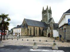 Quimperlé 01 Eglise Notre-Dame de l'Assomption Place Saint-Michel - Quimperlé — Wikipédia