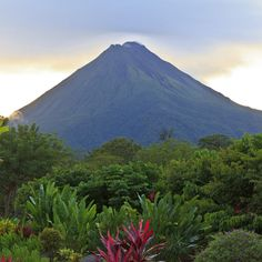 Costa Rica (Arenal Volcano) // The 10 happiest countries in the world