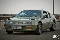 French Fancies, Classic Sports Cars, Future Car, Le Mans, Alps, Old Cars, Concept Cars, Cars And Motorcycles, Saga
