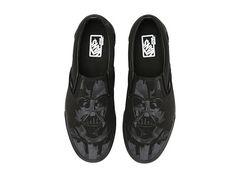 Vans Classic Slip-On™ X Star Wars® (Star Wars) Dark Side/Darth Vader - Zappos.com Free Shipping BOTH Ways