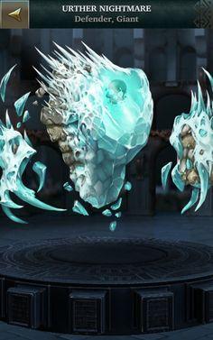 URTHER NIGHTMARE, Defender, Giant