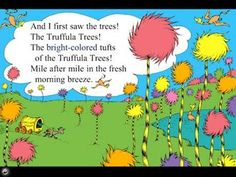 Lorax trees for the set?