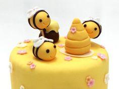 [배움의발견][분당] 슈가 미니케이크 원데이클래스 노랑이 꿀벌마을_7/13