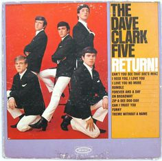 68 Best Dave Clark Five Images In 2014 Clarks The Dave