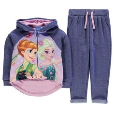 Disney Frozen Tracksuit Set