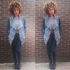 Natural Hair & Fashion Obsession: I need this outfit!
