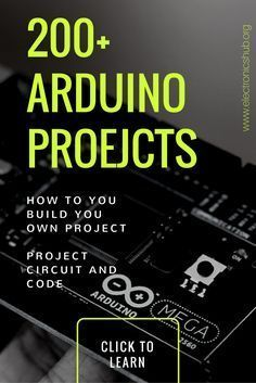 Best list of arduino project ideas along with sources we have published here. It includes arduino based battery charger, arduino based thermostat and etc. Electronics Mini Projects, Electrical Projects, Computer Projects, Arduino Books, Projets Raspberry Pi, Esp8266 Wifi, Arduino Programming, Linux, Diy Tech