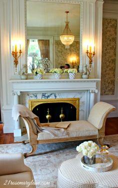 21 Rosemary Lane: Fabulous Blairsden Mansion Tour