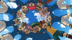inazuma eleven personages - Google zoeken