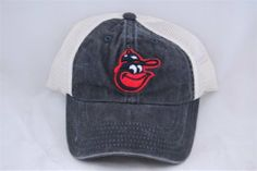 Baltimore Orioles Embroidered Logo Washed Twill and Mesh Baseball Cap by American Needle American Needle. $19.99. Save 33%!