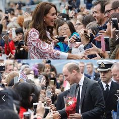 Thank you to all those who came out to welcome The Duke and Duchess to Vancouver yesterday - it was great to meet so many of you! #RoyalVisitCanada 🇨🇦