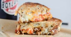 58 Grilled Cheeses Worth Selling Your Soul For