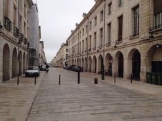 Old Town of Orleans, France. Whole city is imuseums.