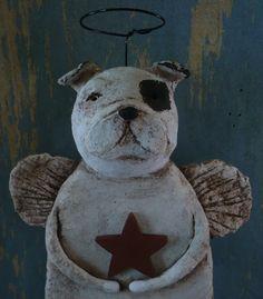 english bulldog angel :)