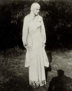 "Princess Irina Felixovna Yusupova, known as ""Bebe"". 1930s"