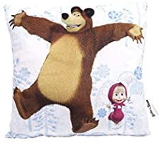Kamparo pillow 35 x 35 cm pink / blue: Amazon.co.uk: Toys & Games Christams Gifts, Red Dog, Movies And Tv Shows, Scooby Doo, Pink Blue, Dinosaur Stuffed Animal, Teddy Bear, Pillows, Amazon