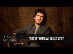 Josh Groban - Brave [Official Music Video] - YouTube