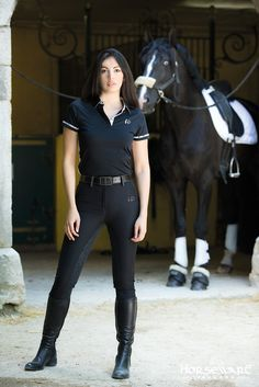 Riding Outfit Pictures black riding outfit springsummer style in 2019 Riding Outfit. Here is Riding Outfit Pictures for you. Equestrian Girls, Equestrian Boots, Equestrian Outfits, Equestrian Style, Equestrian Fashion, Jodhpur, English Riding, Camisa Polo, Horse Girl