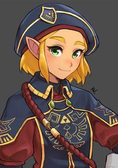 Legend Of Zelda Memes, Legend Of Zelda Breath, Character Concept, Character Design, Princesa Zelda, Botw Zelda, Nintendo Characters, Nintendo Games, Royal Guard