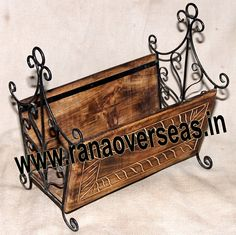 Wooden Magazine Rack Wooden Magazine racks. We have various designs and Wood iron combinationa Magazine racks available in different sizes and shapes.