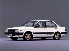 Nissan Sunny Turbo Leprix Sedan (1982 – 1985).