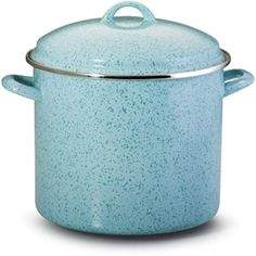 paula deen cookware 12 qt stock pot $36.88 I want this but not this color.