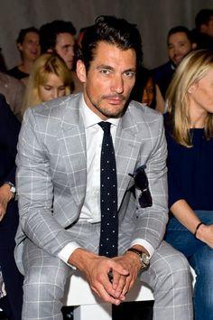 Nice suit!