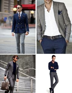 How To Deal With Colour Combinations | Mens Fashion Magazine