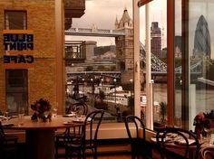 Blueprint Cafe, London