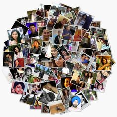 Create Collages with your Facebook Photos