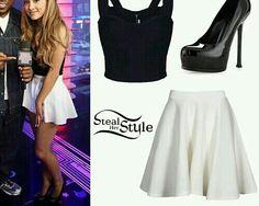 #moda #vestidos #croptop