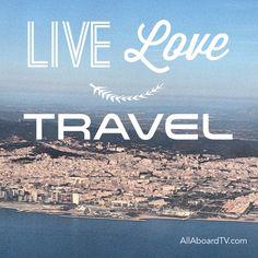 Live. Love. Travel.